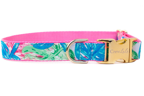 Lilly Palms Dog Collar