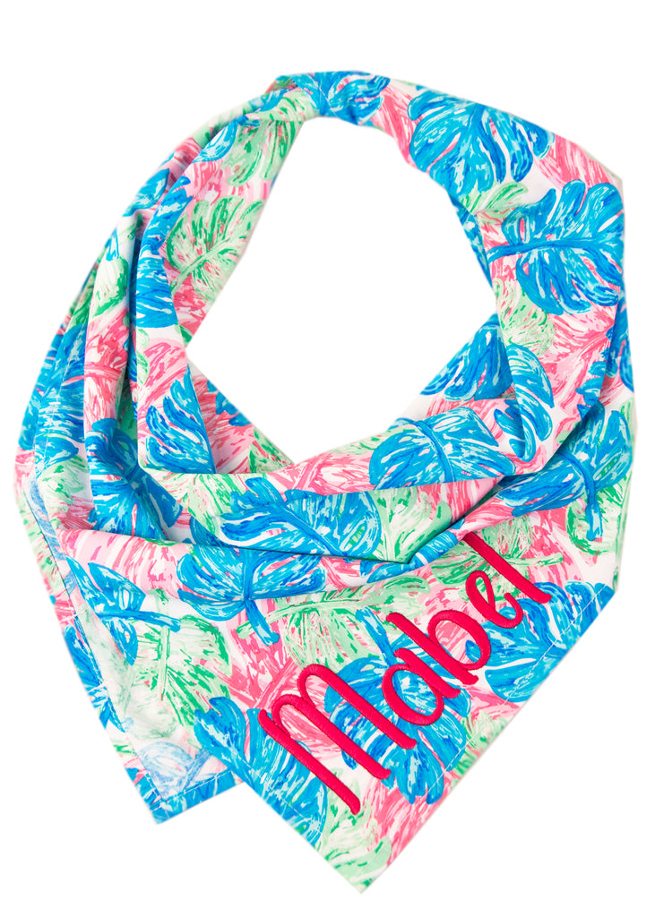 Lilly Palms Dog Bandana