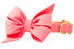 Melon Belle Bow Dog Collar