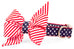 'Merica Belle Bow Collar