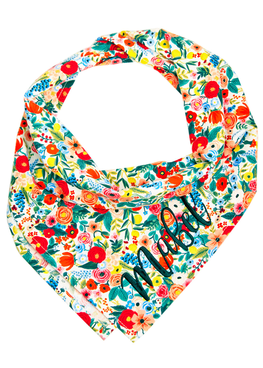 Blissful Blooms Dog Bandana