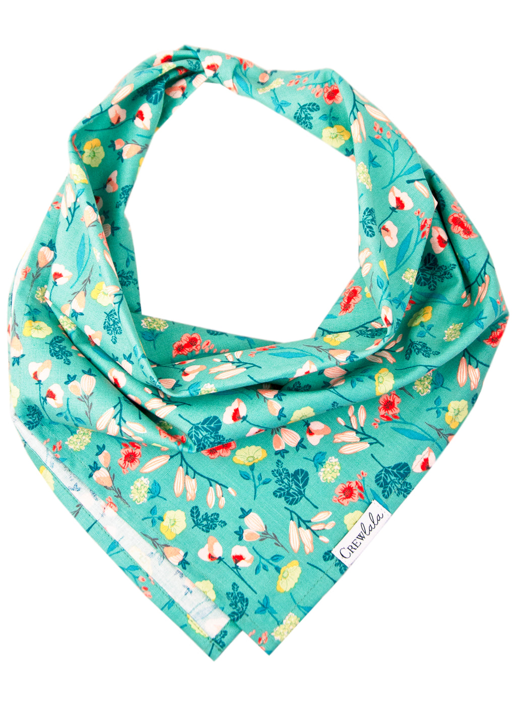 Blooming Wildflowers Dog Bandana