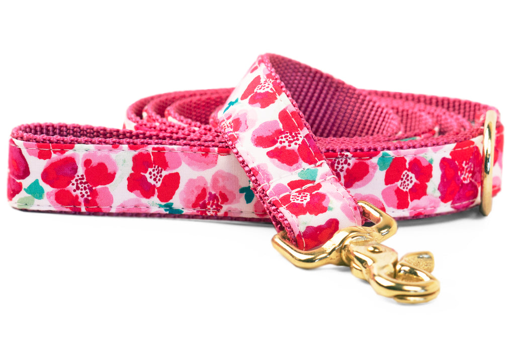 Pink Primrose Matching Leash