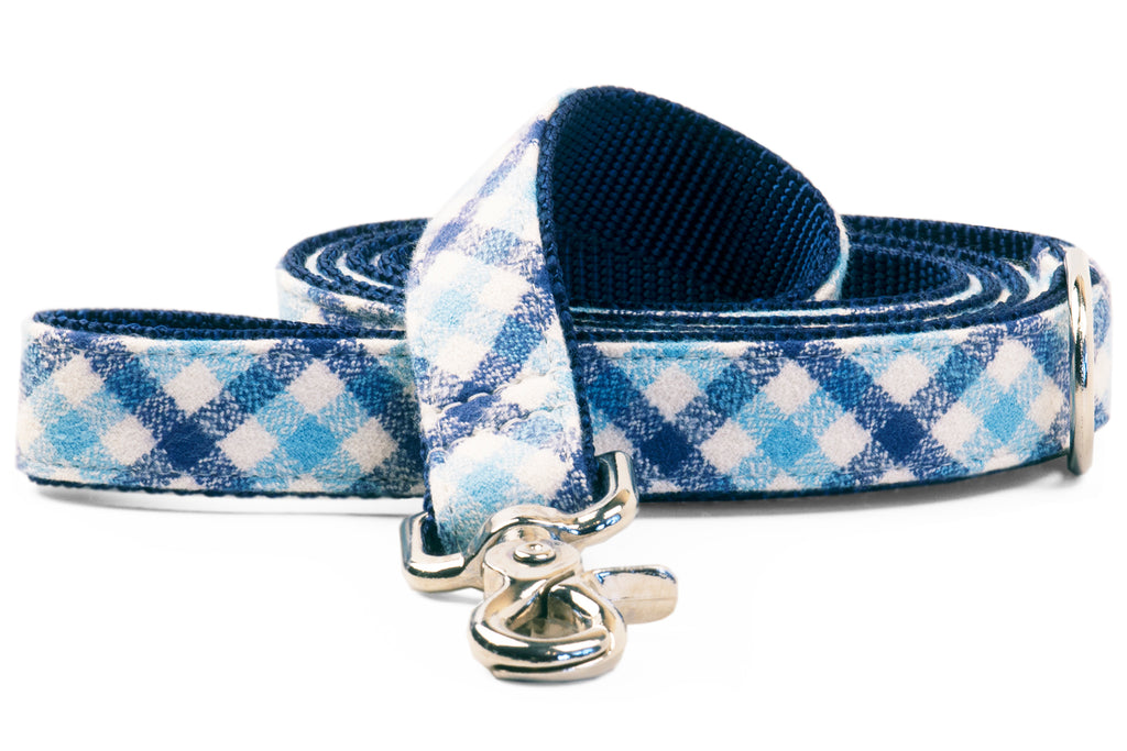 Ralph Flannel Matching Leash