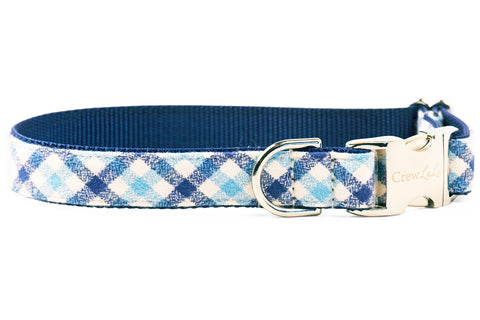 Ralph Flannel Dog Collar