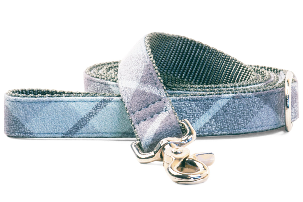 Grey's Flannel Matching Leash