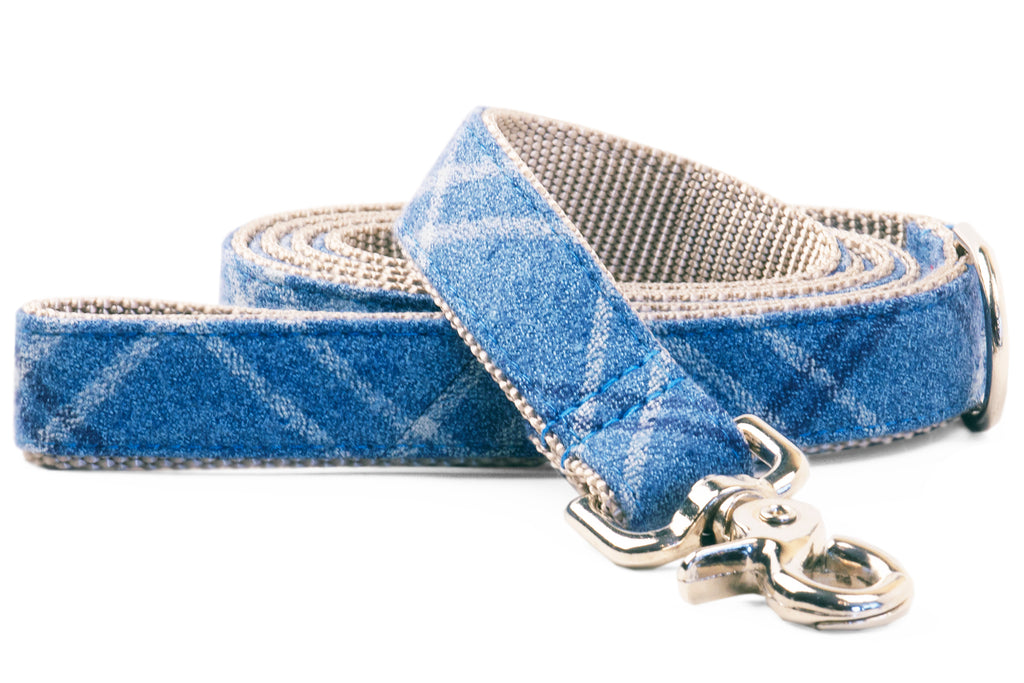 Stemaboat Flannel Matching Leash