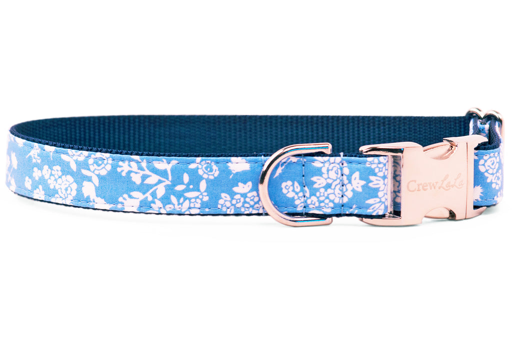 Queen Ellie's Lace Dog Collar