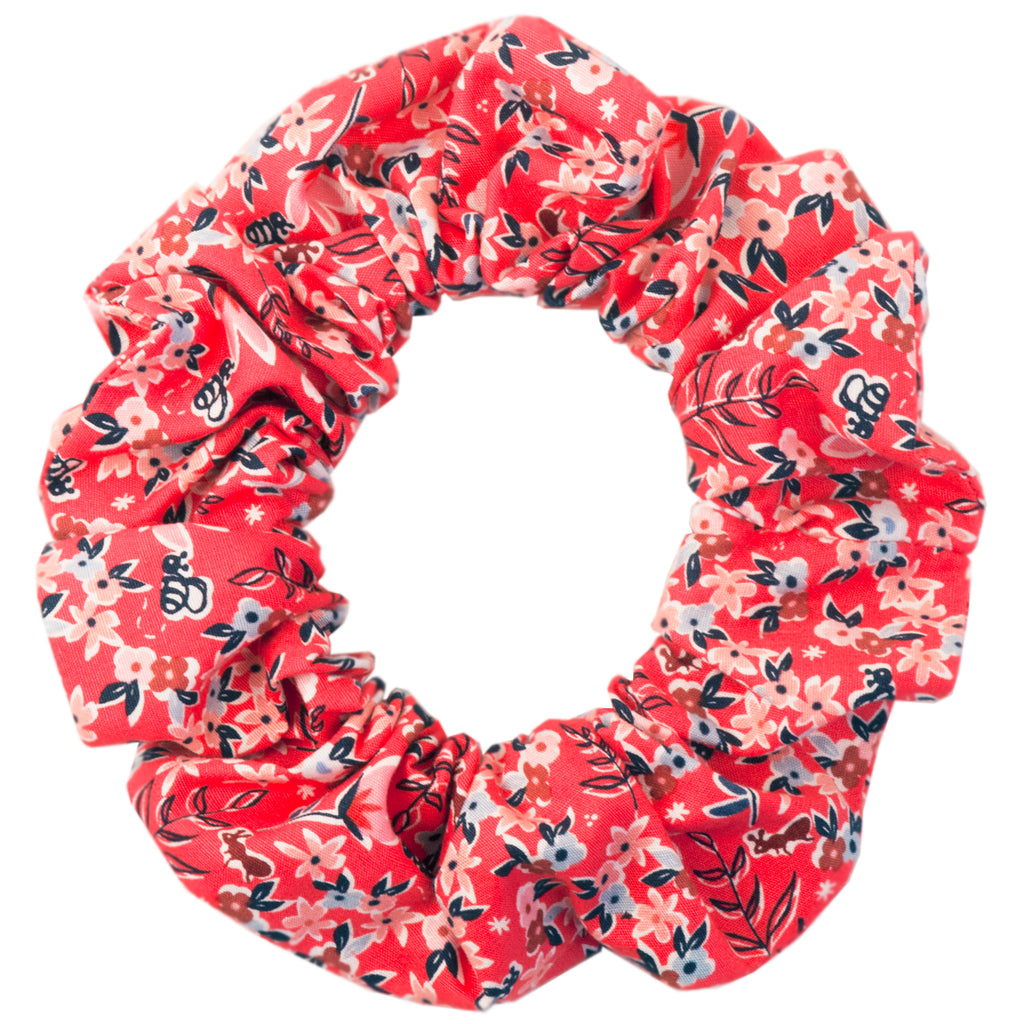 Summer Fields Scrunchie