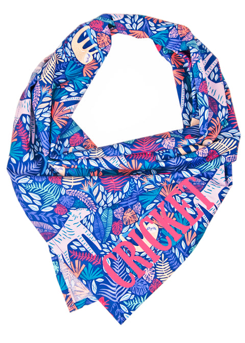 Summer Safari Dog Bandana
