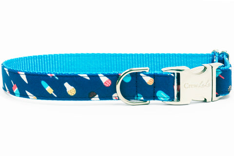 Summer Scoops Dog Collar - Two Styles!