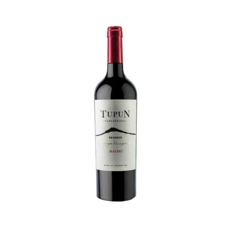 Tupun Single Vineyard Malbec 2015 Vino Del Tupun