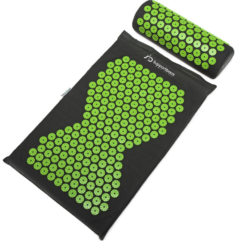 Wellness Therapy Acupressure Mat & Pillow Set