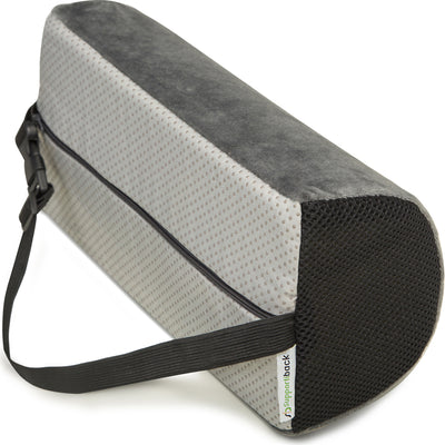 Posture Therapy Memory Foam D-Shaped Lumbar Cushion