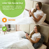 Super-Stuffed Washable Lounge Pillow