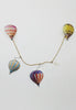 Hot air balloon collar pin