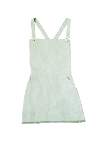Light Green Multipurpose Worker Dress