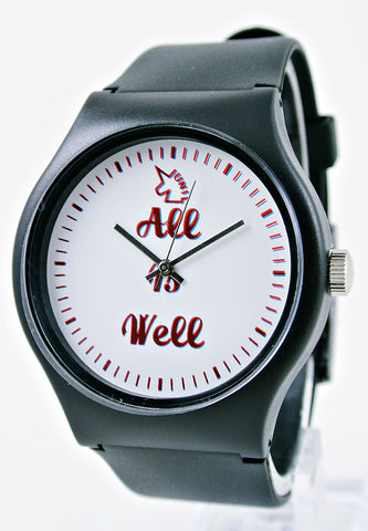UNI All is well 3D effect watch
