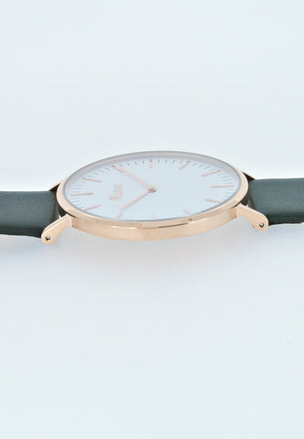 CATCH Simple Steel Watch (Rose Gold)