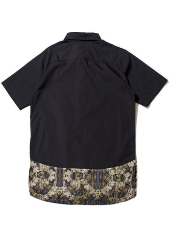 Golden Chain Patch Shirt