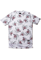 Floral Allover Print Tee