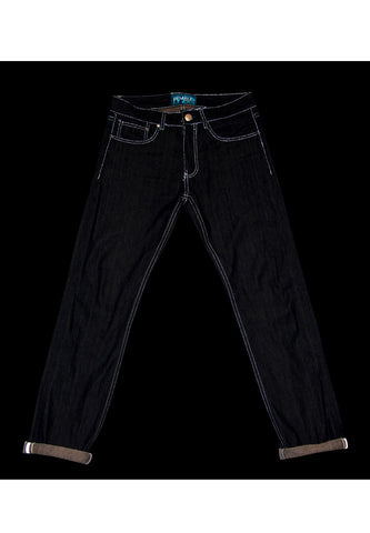 Reflective Denim Jeans