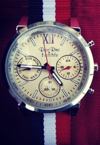 Fumble Modern Vintage Watch