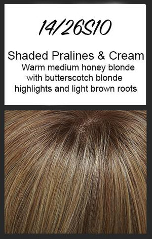 14/26S10 - Shaded Pralines And Cream - Jon Renau