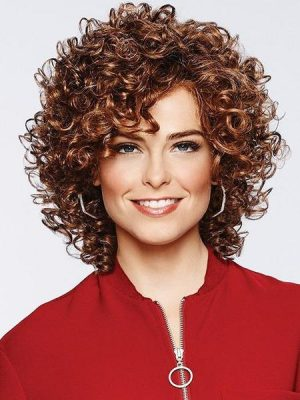 The way the shape, size, and placement of a curl can change the body of your wig