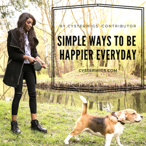 Simple Ways to Be Happier Everyday