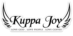 Kuppa Joy Stickers