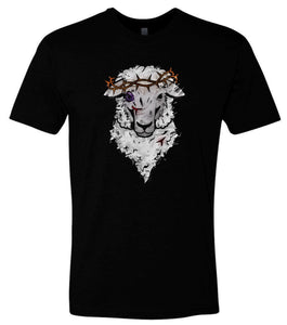 """Lamb of God"" T-shirt"