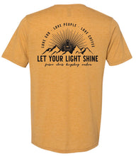 Load image into Gallery viewer, Let Your Light Shine Shirt