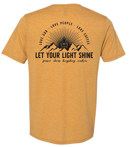 Let Your Light Shine Shirt
