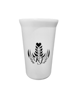 Load image into Gallery viewer, Kuppa Joy Tumbler - 12oz. White
