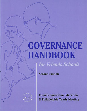 Governance Handbook for Friends Schools