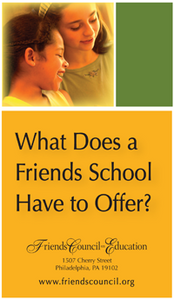 What Does a Friends School Have to Offer?