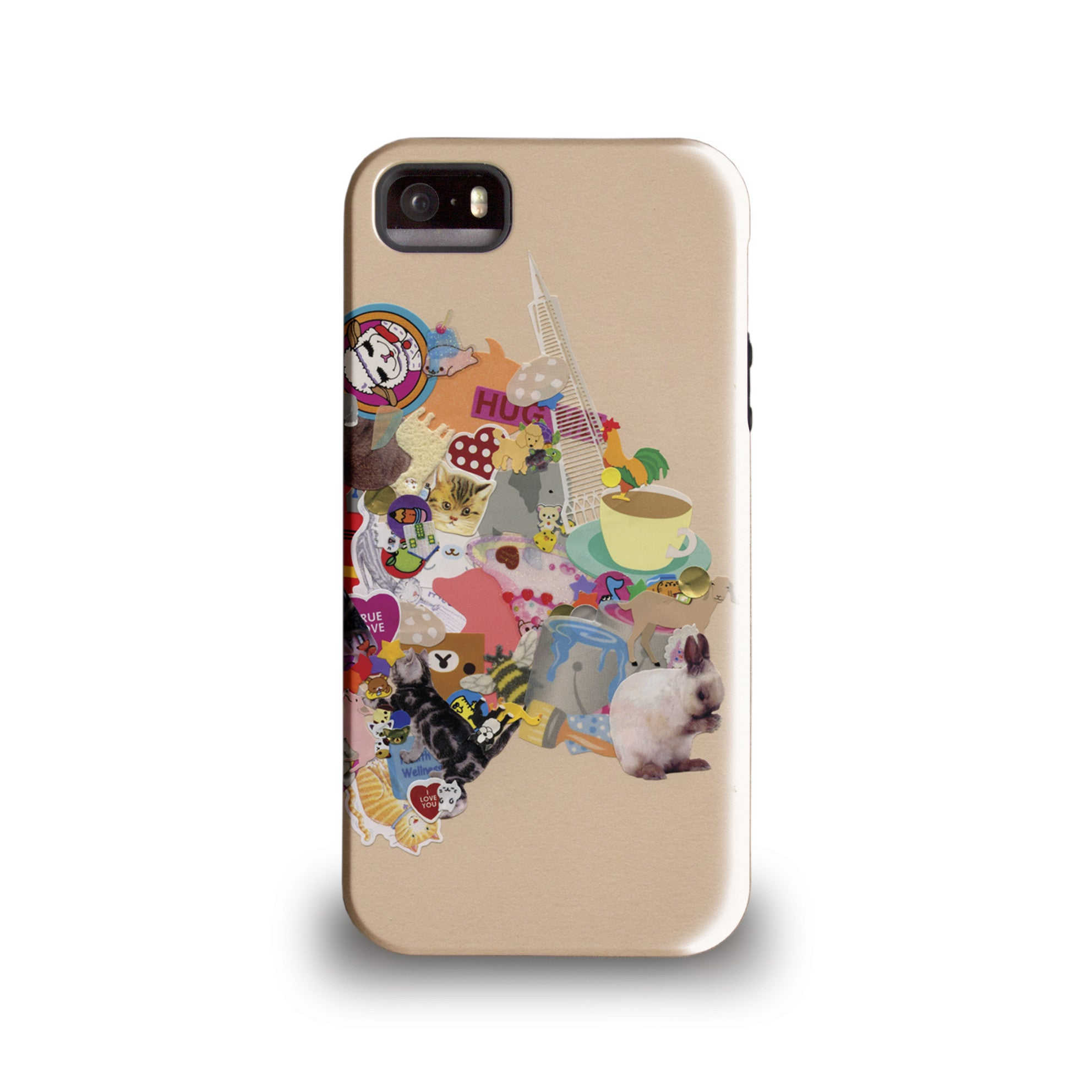 Mia Christoper 'Stickers' Phone case