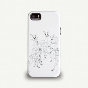 "Mina Milk ""Mellow"" Phone case"