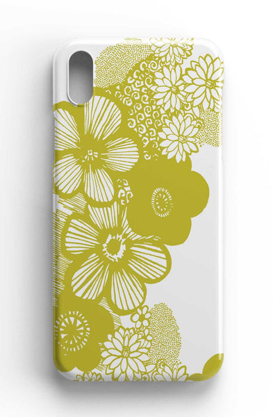 Anja Jane 'Dotty Flowers' Phone Case