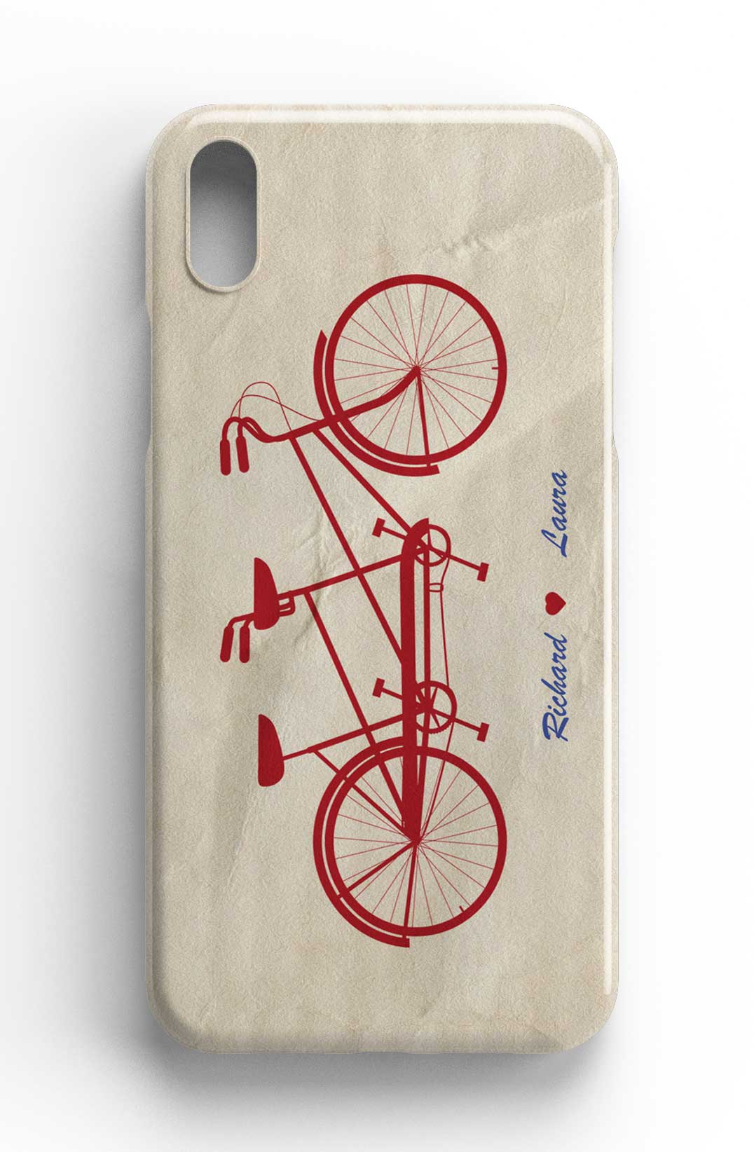 Bicycle made for Two Phone Case