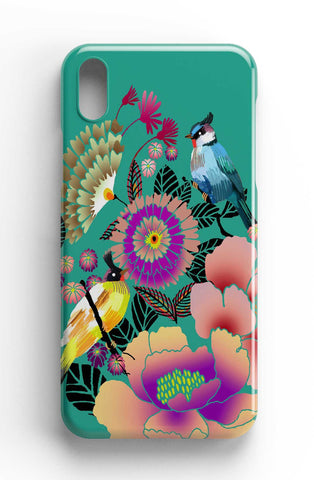Anja Jane 'Birds' Phone Case