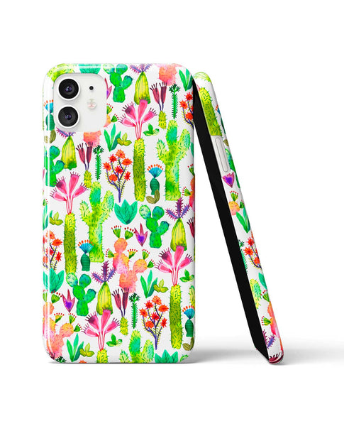 Ninola Design Cacti Garden Phone Case