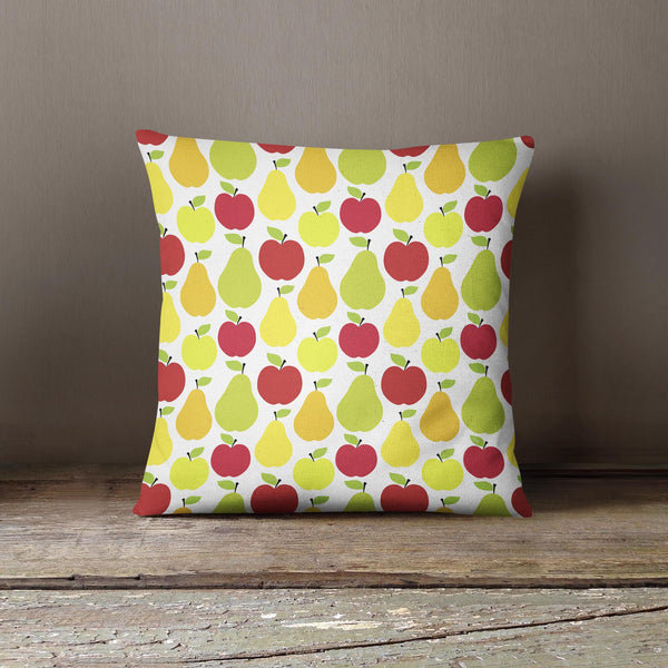 "Martina Pavlová Design Cushion - ""Juicy Fruits"""