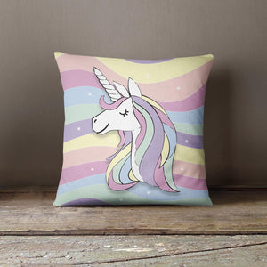 "Martina Pavlová Design Cushion - ""Unicorn"""