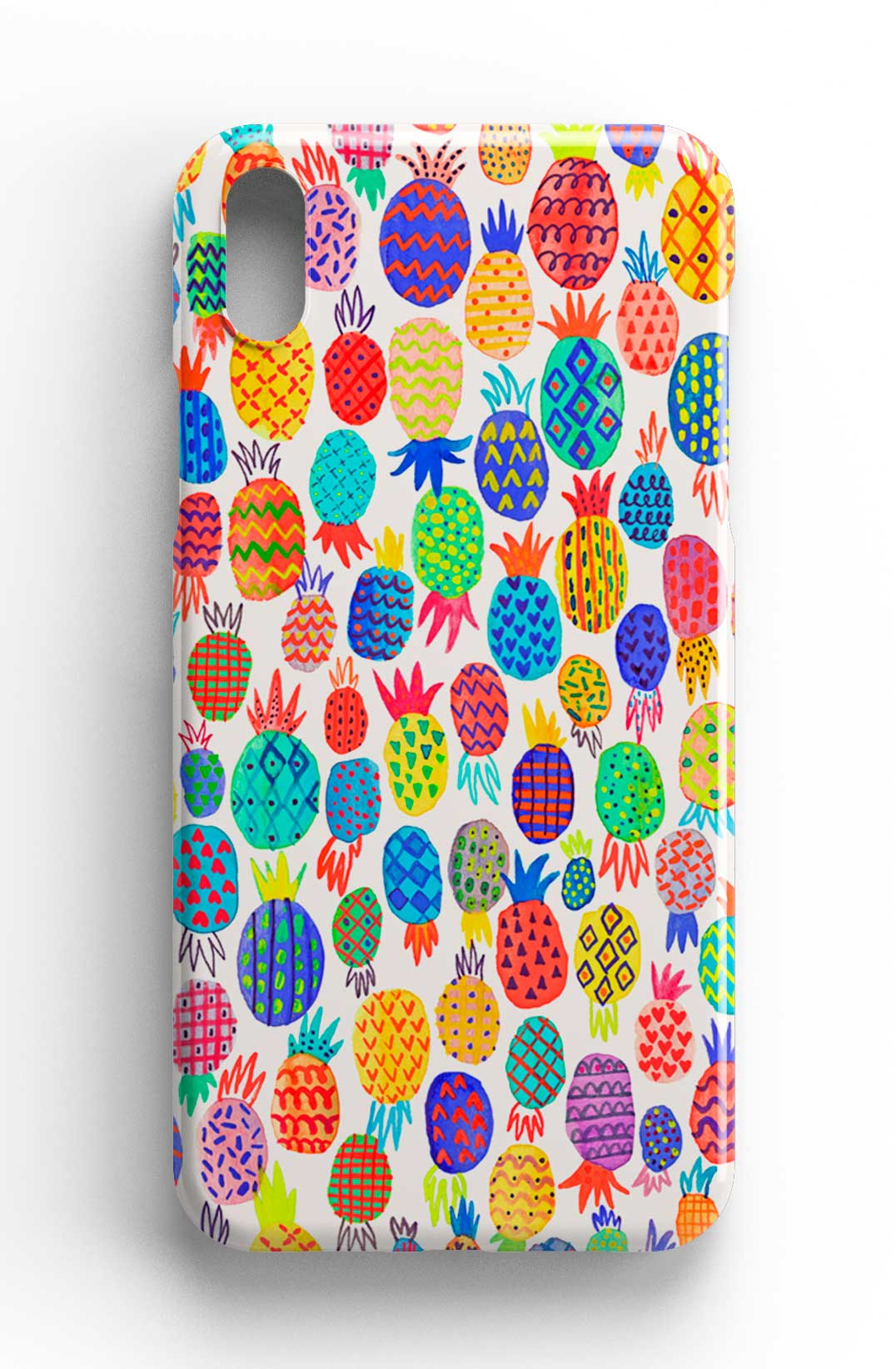 Ninola Design Cute Pineapples Phone Case