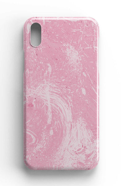 Ninola Design Abstract Dripping Dust Pink Phone Case