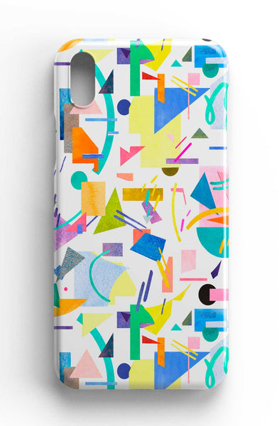 Ninola Design Geometric Collage Pop Phone Case