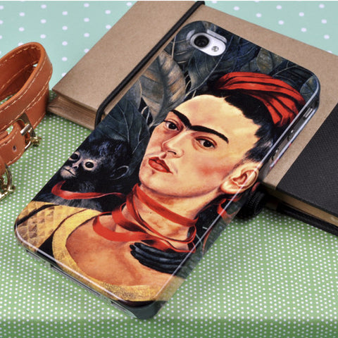 Self Portrait by Frida Kahlo for iPhone