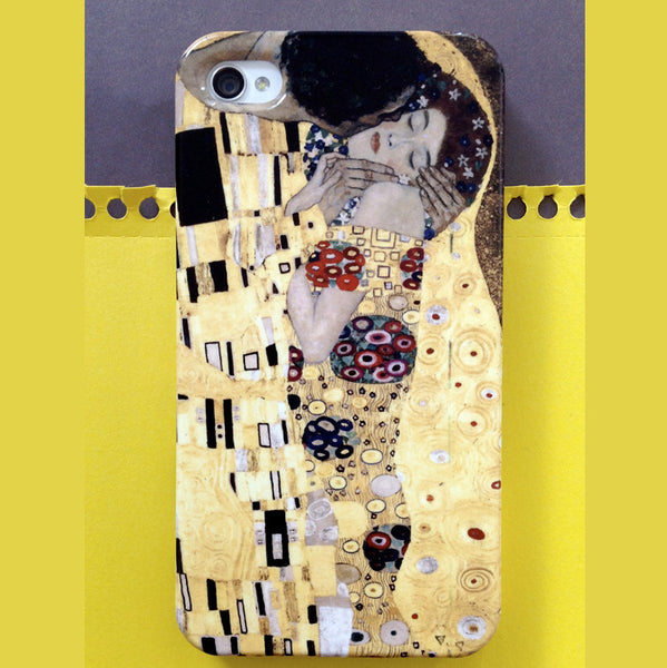 Gustav Klimt The Kiss case iPhone 4/4S
